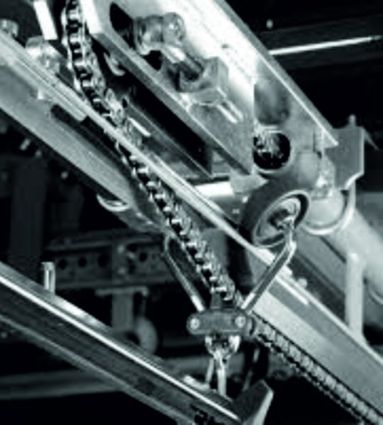 Side Guide Roller Chain